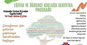 KSÜ'den Eğitim ve Öğrenci Koçluğu Sertifika Programı