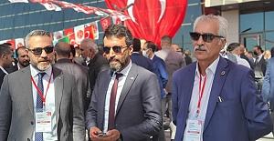 MHP ilçe başkanı ve yönetimi kaza geçirdi: 4 yaralı