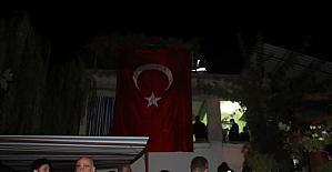 Şehit Uzman Çavuş Yalman'ın Osmaniye'deki ailesine haber verildi