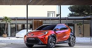 Toyota'nın yeni Crossover'ı