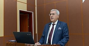 Ziraat Fakültesi Oryantasyon Eğitimi Rektör Can'ın katılımlarıyla gerçekleştirildi