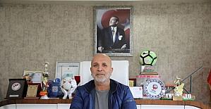 Alanyaspor Başkanı Hasan Çavuşoğlu'ndan ilk yarı değerlendirmesi: