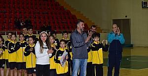 Osmaniye'de, ANALİG yıldızlar basketbol grup müsabakaları başladı