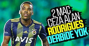 PFDK'den Fenerbahçeli futbolcu Garry Rodrigues'e 2 maç ceza