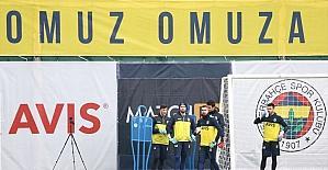 Fenerbahçe'nin Antalya kampı
