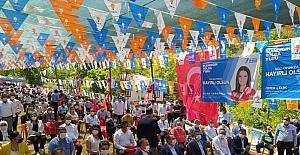 AK Parti Kozan kongresinde Bilgili güven tazeledi
