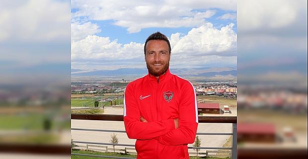 Hatayspor'un kaptanı Mesut Çaytemel:
