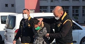 Adana'da gasbedildiğini öne sürerek polise başvuran tır sürücüsü ve arkadaşı gözaltına alındı