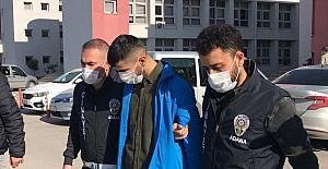 Adana'da parkta işlenen cinayetin zanlısı yakalandı