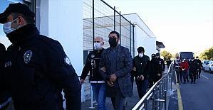 Adana'da uyuşturucu operasyonunda 14 şüpheli tutuklandı