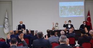 Dulkadiroğlu Belediyesi Mart ayı meclis toplantısını yaptı
