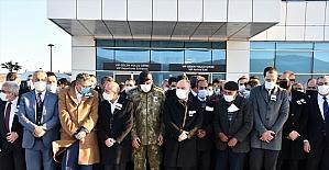 Şehit Astsubay Demir ve Yılmaz'ın cenazeleri Kahramanmaraş'a getirildi