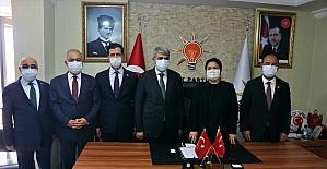 Aile ve Sosyal Hizmetler Bakanı Derya Yanık, Osmaniye'de ziyaretler gerçekleştirdi
