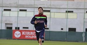 Alanyaspor, Yeni Malatyaspor maçının hazırlıklarına başladı