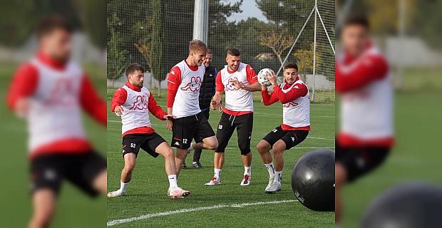 Antalyaspor, Sivasspor karşılaşmasına hazır