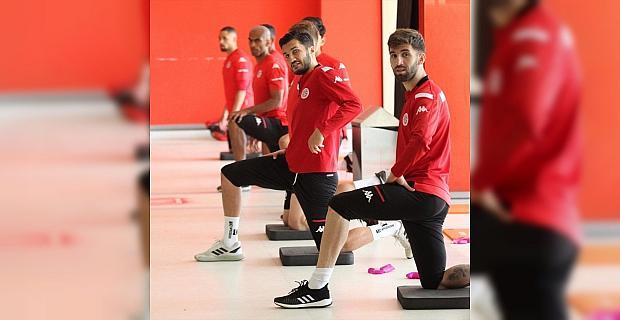 Antalyaspor'da Kayserispor karşılaşması hazırlıkları
