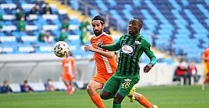 Adanaspor: 0 - Bereket Sigorta Ümraniyespor: 2