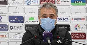 Hatayspor-Antalyaspor maçının ardından