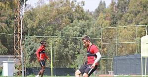 Hatayspor, Göztepe maçı hazırlıklarına başladı