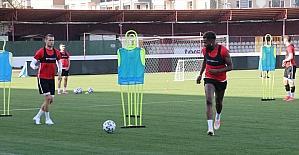 Hatayspor, Trabzonspor maçı hazırlıklarına devam ediyor