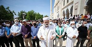 Adana, Mersin ve Hatay'da, Filistinli şehitler için gıyabi cenaze namazı kılındı