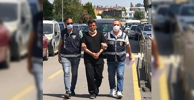 Adana'da annesini bıçaklayan zanlı tutuklandı
