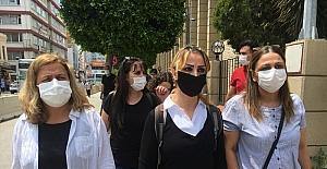 Adana'da İran uyruklu eşine şiddet uyguladığı iddiasıyla tutuklanan sanık hakim karşısında