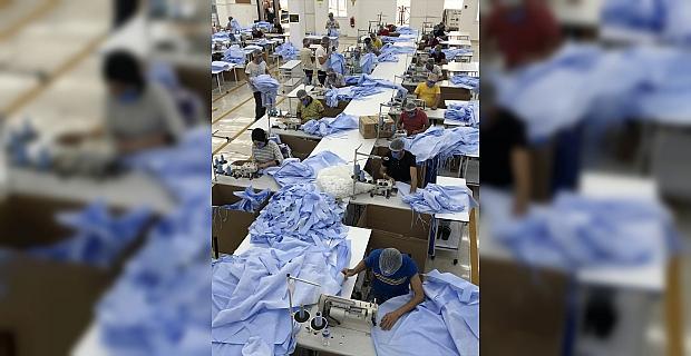Akdeniz'den yılın ilk 4 ayında yapılan hazır giyim ihracatı yüzde 29 arttı