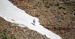 Amanos Dağları'na doğa yürüyüşçüleri ve amatör fotoğrafçıların ilgi odağı oluyor