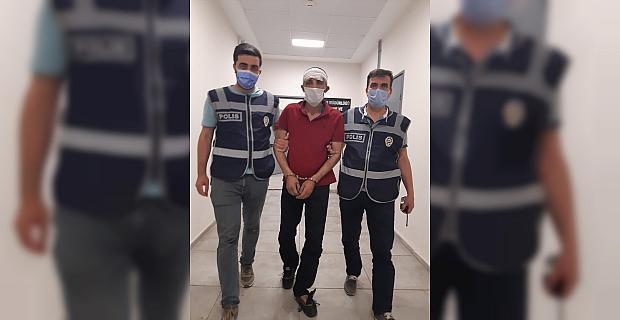 Antalya'da hırsızlık zanlısı tutuklandı