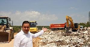 Erdemli-Ayrancı kara yolunun ikinci etap çalışmasının ağustos ayında bitirilmesi planlanıyor