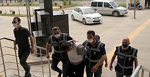 Mersin'de karısını bıçaklayarak öldüren zanlı tutuklandı