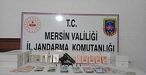 Mersin'de kumar oynarken yakalanan 11 kişiye 24 bin 156 lira ceza kesildi