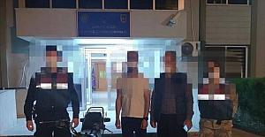 Osmaniye'de motosiklet hırsızlığı iddiasıyla bir şüpheli tutuklandı
