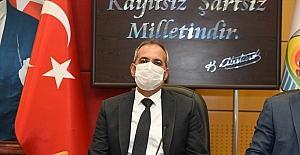 Tarsus Belediyesi 2020'yi yaklaşık 12 milyon liralık bütçe fazlasıyla kapattı