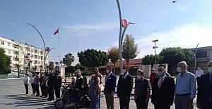Tarsus'ta Engelliler Haftası dolayısıyla tören düzenlendi