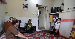 Eşini Kovid-19'dan kaybeden baba, biri engelli iki çocuğuyla yaşam mücadelesi veriyor