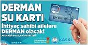 """Kahramanmaraş'ta """"Su Tüketim Desteği Projesi"""""""