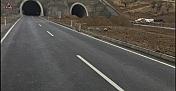 Malatya ile Sivas'ın ulaşımını rahatlatacak yol tamamlandı