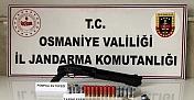 Osmaniye'de tarihi eser kaçakçılığı operasyonu: 2 gözaltı