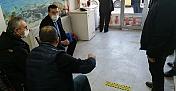 AK Parti Malatya Milletvekili Tüfenkci'den esnafa ziyaret