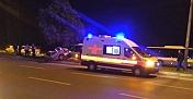 Kahramanmaraş'ta ağaca çarpan otomobil sürücüsü ağır yaralandı