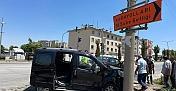 Kahramanmaraş'ta otomobil ile hafif ticari aracın çarpışması sonucu 5 kişi yaralandı