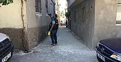 Kahramanmaraş'ta gürültü nedeniyle çıkan kavgada 2 işçi yaralandı