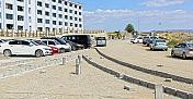 Kuyumcukent'e Yeni Otopark inşaası sürüyor