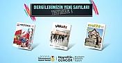 Evelahir, Yitiksöz ve Müşterek dergilerinin yeni sayıları yayınlandı