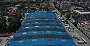 """Başkan Gürbüz, """"Güneşin enerjisi belediyemize güç veriyor"""""""