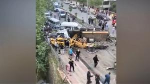 Hatay'da feci kaza: 4 ölü 4 yaralı